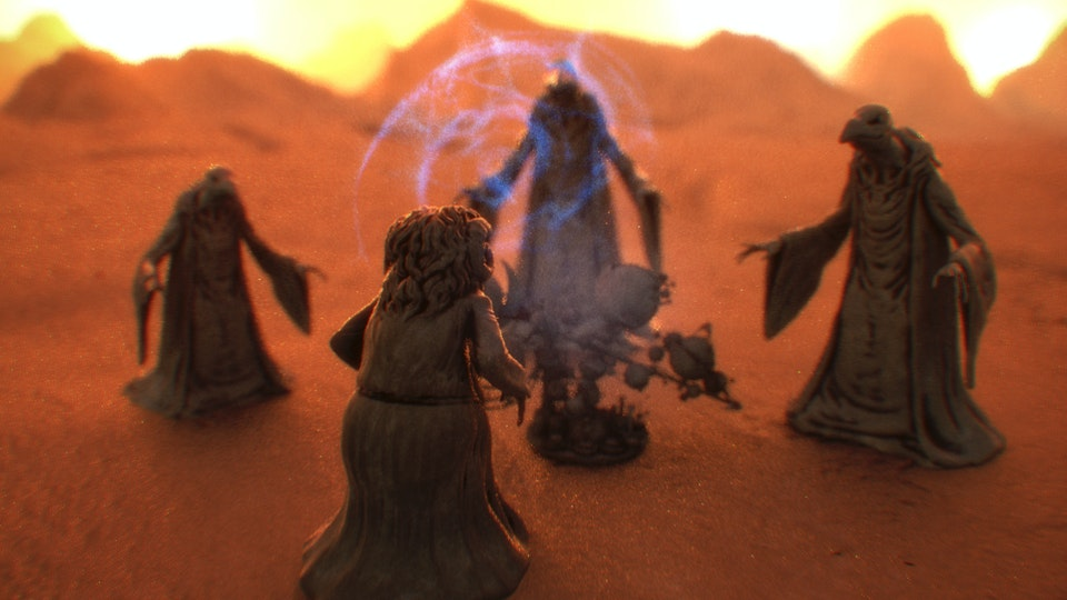 The Dark Crystal: Age of Resistance - Prologue - Part Two