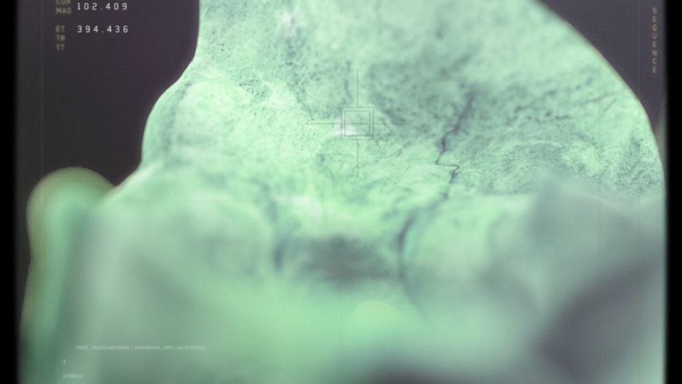 Blade Runner 2049 - part 1: the Morgue