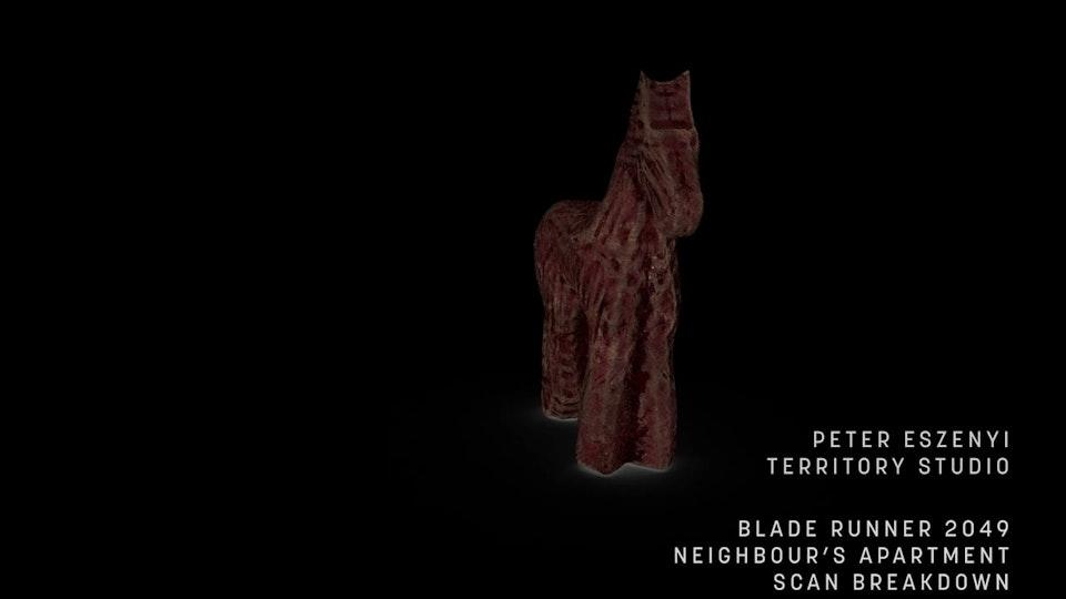 Blade Runner 2049 - part 3: Neighbour's Apartment