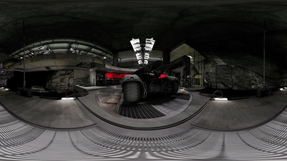 Batmobile 360