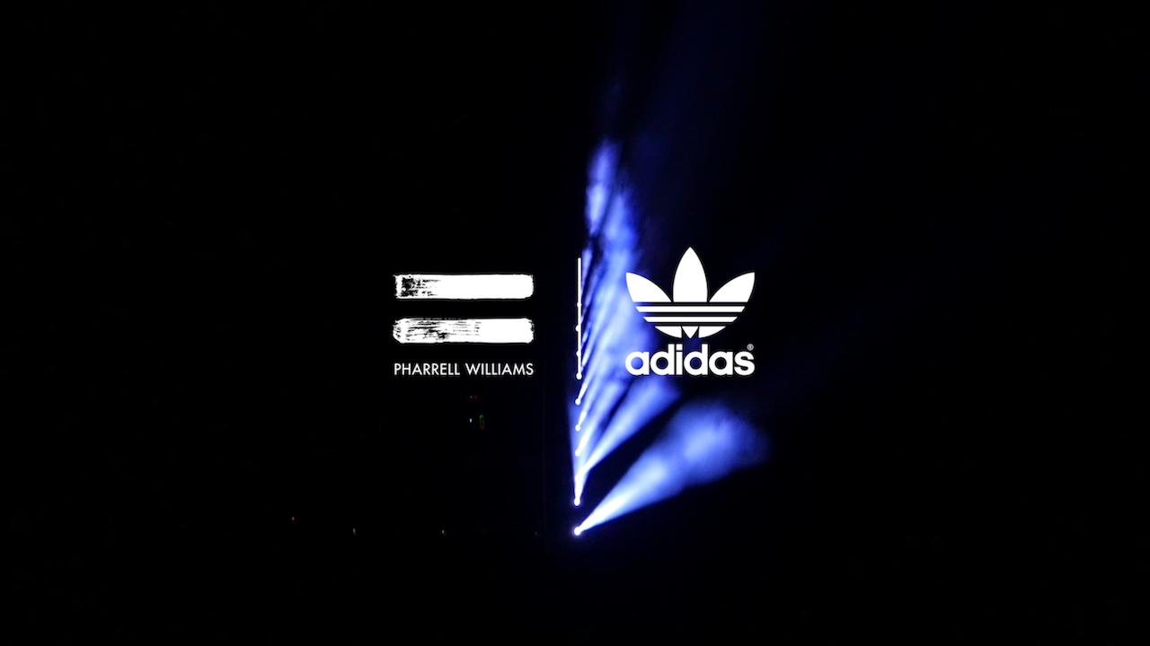 Adidas Supercolour Live