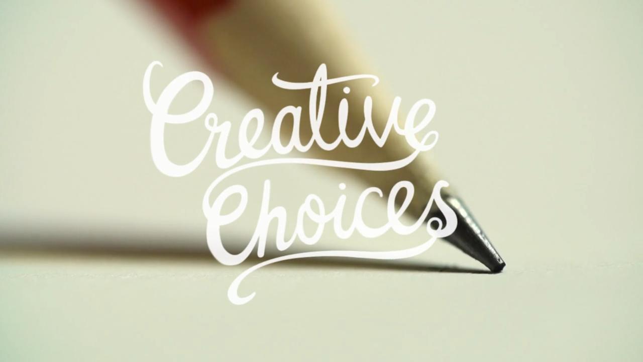 Creative Choices - CC Skills