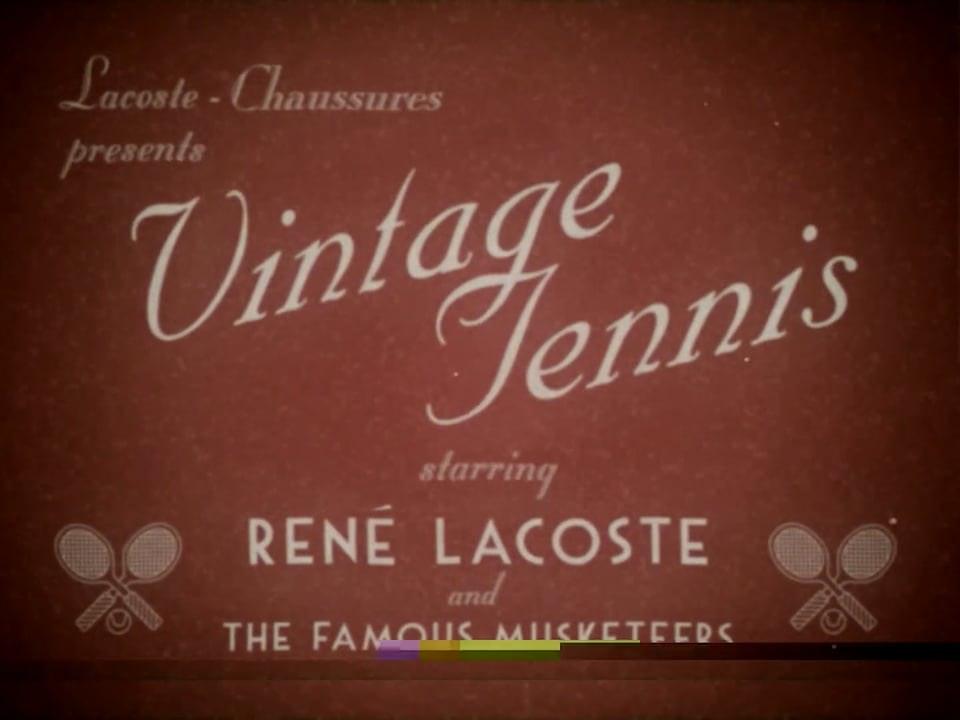 Lacoste Films