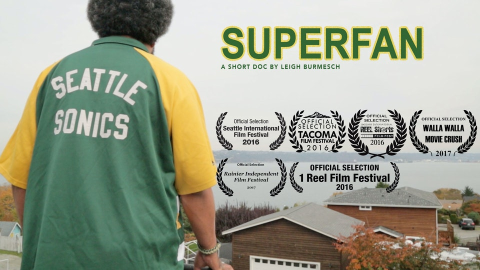 Superfan (Short Doc)