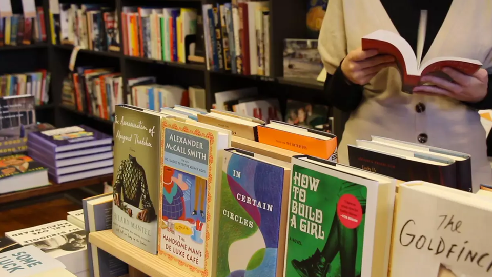 An Indie Bookseller in Amazon Territory (short doc)