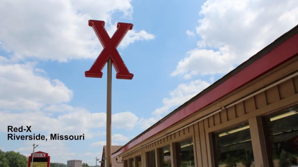 KCUR: Riverside's Red-X
