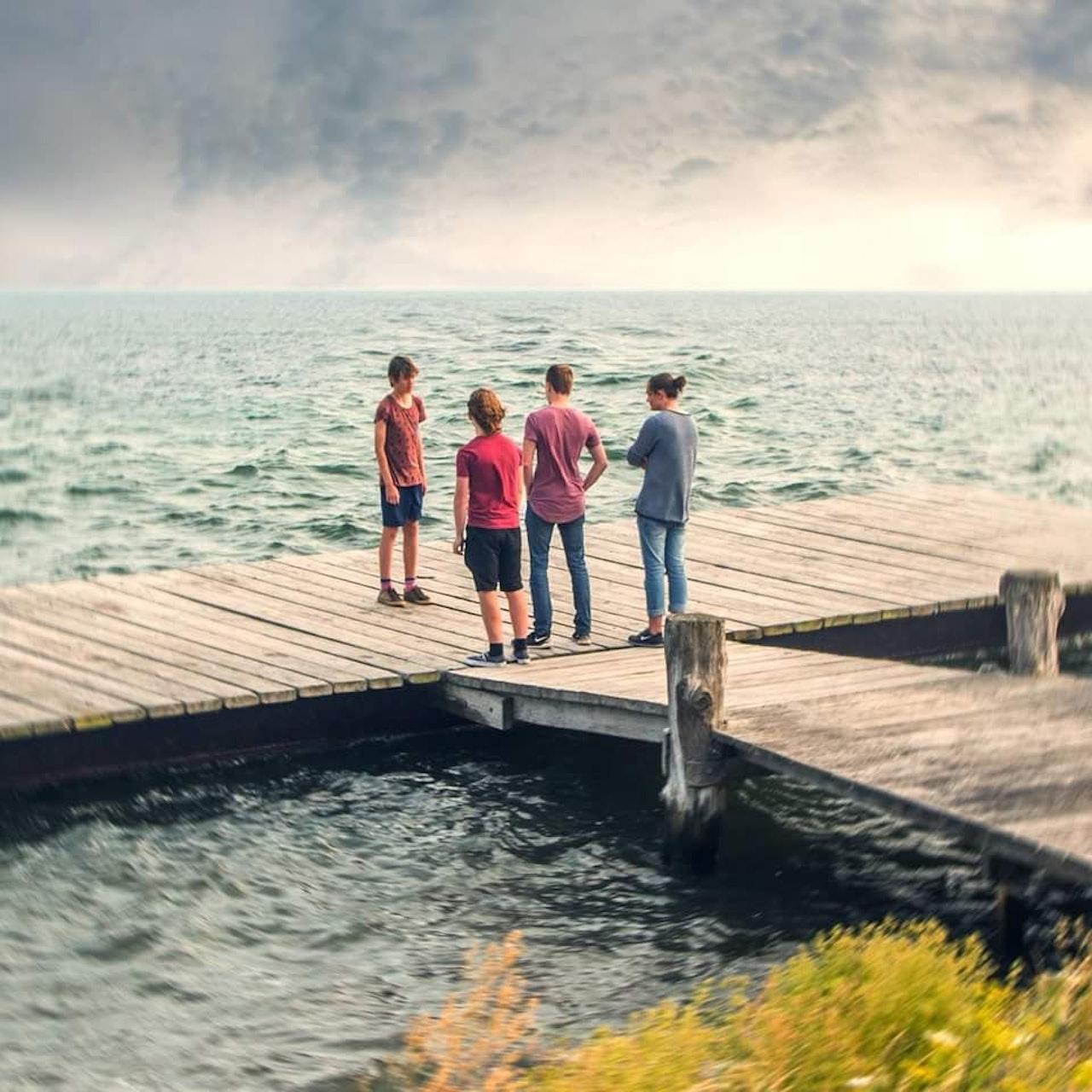 Boys, Men & the Campside