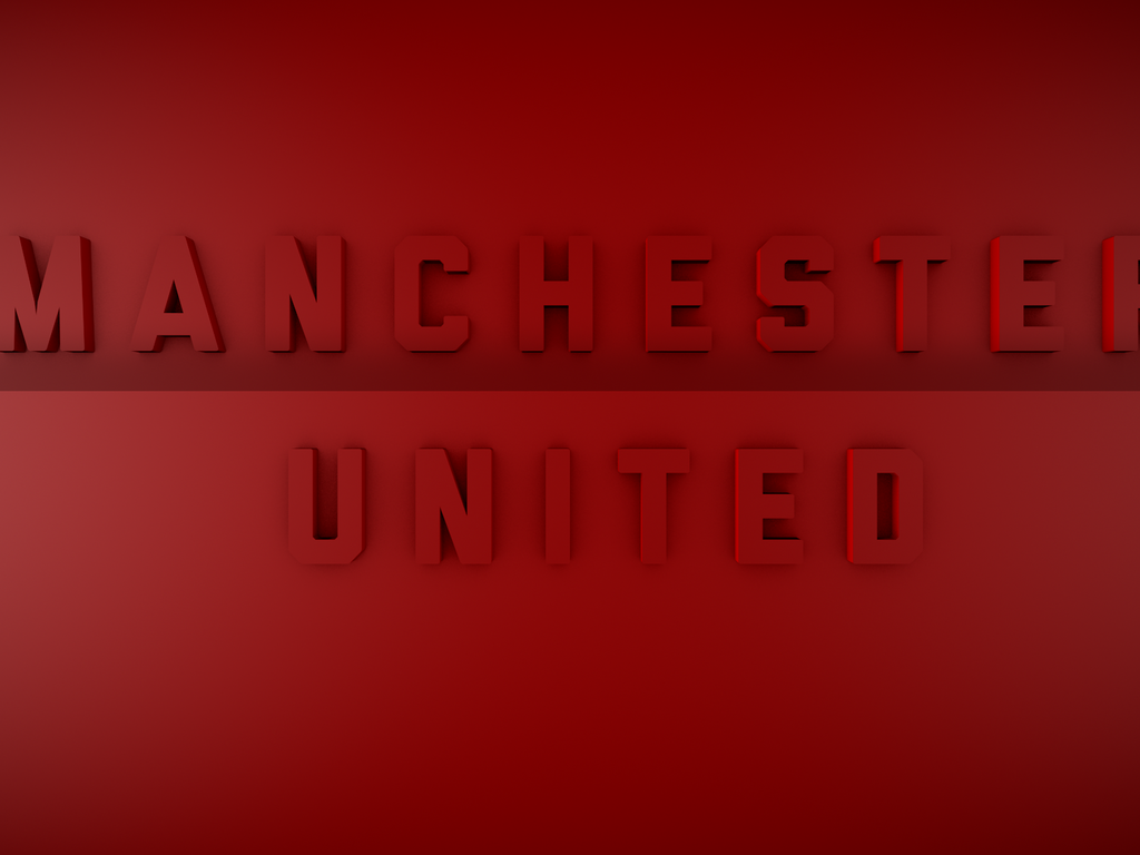 RED DEVILS TEXT