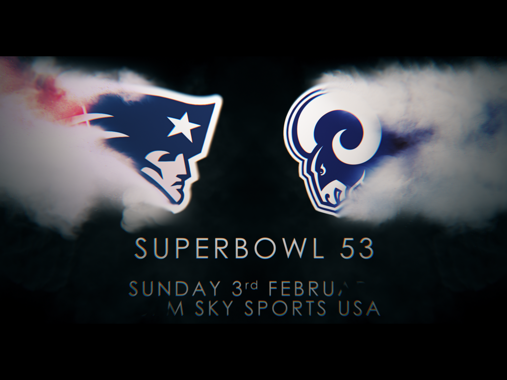 Superbowl Motion Graphics
