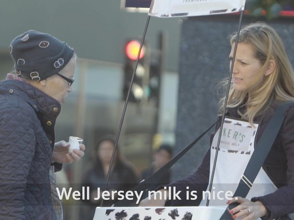 Barkers Milk