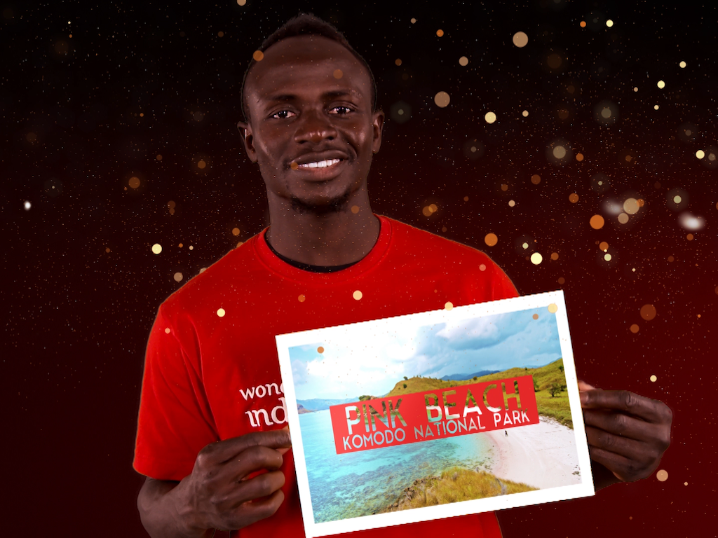 Sadio Mane Indonesia Promo