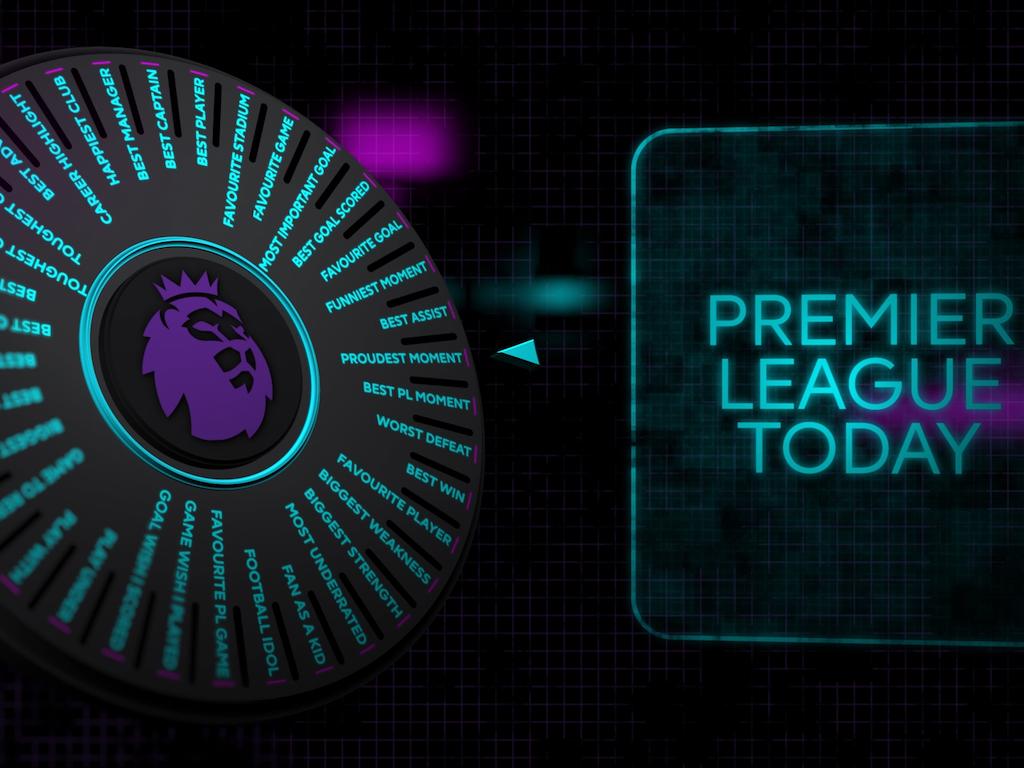 Premier League Randomiser