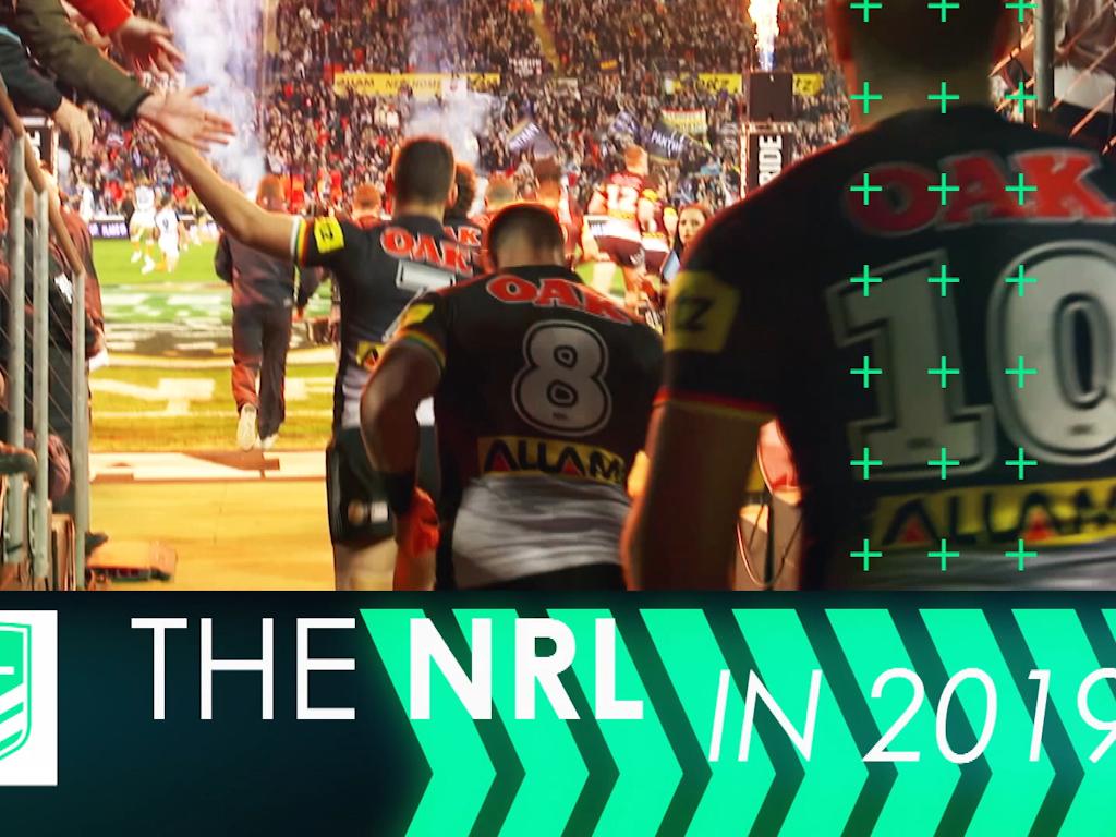 NRL 2019 Promo