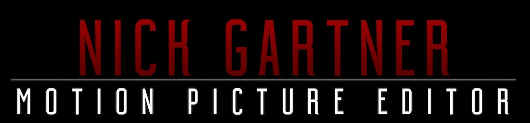 Nick Gartner - Editor