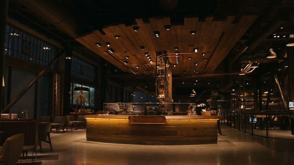 Starbucks - Pike Reserve Christmas