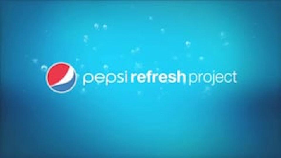 Pepsi Refresh Campaign - Calvin Cannon :30