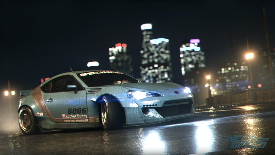 'Need for Speed' video game