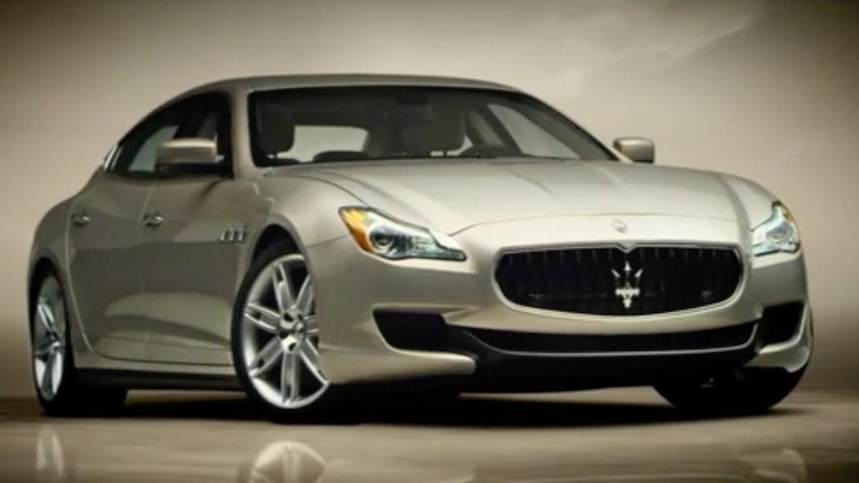 Maserati Studio Film