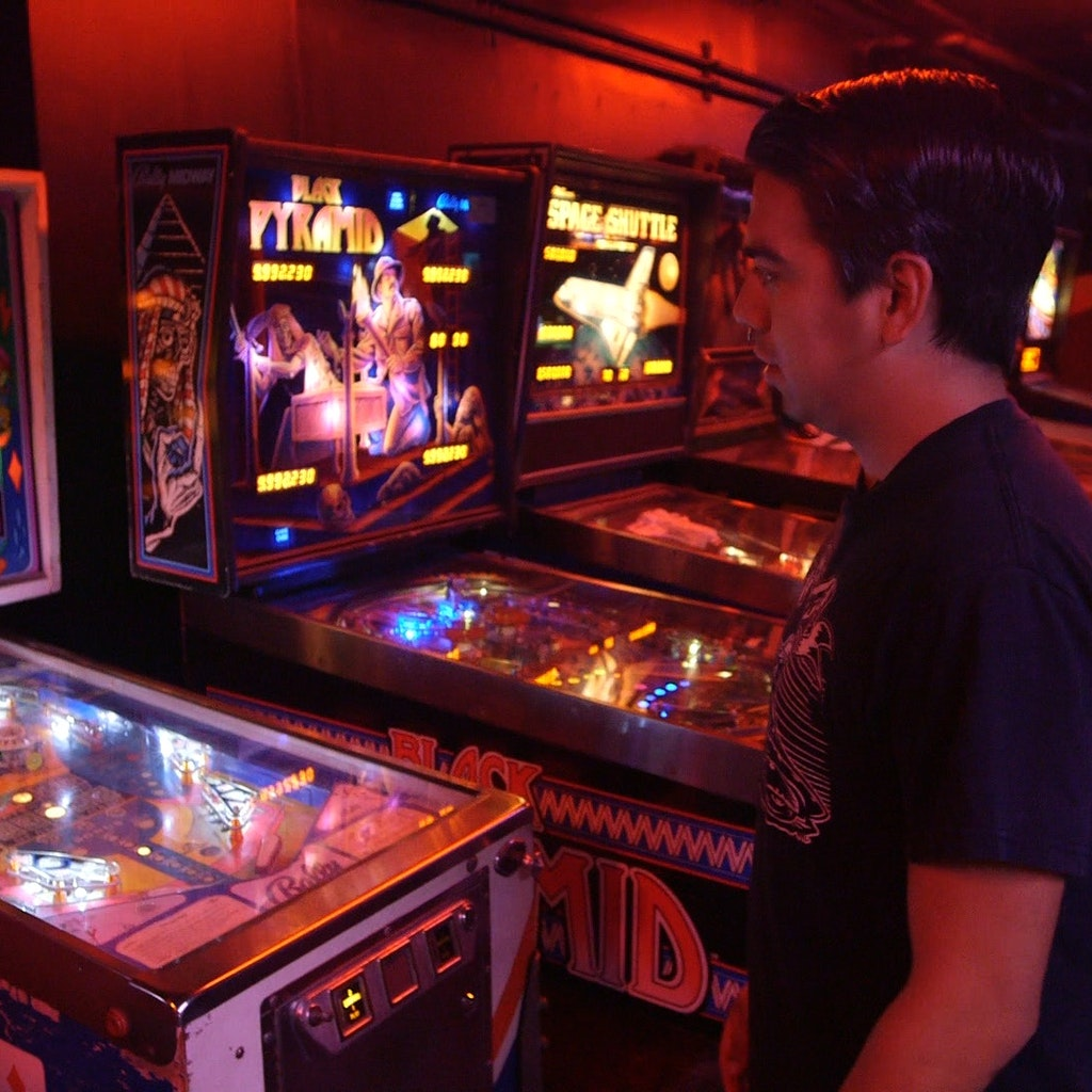 American Obsessions: Pinball