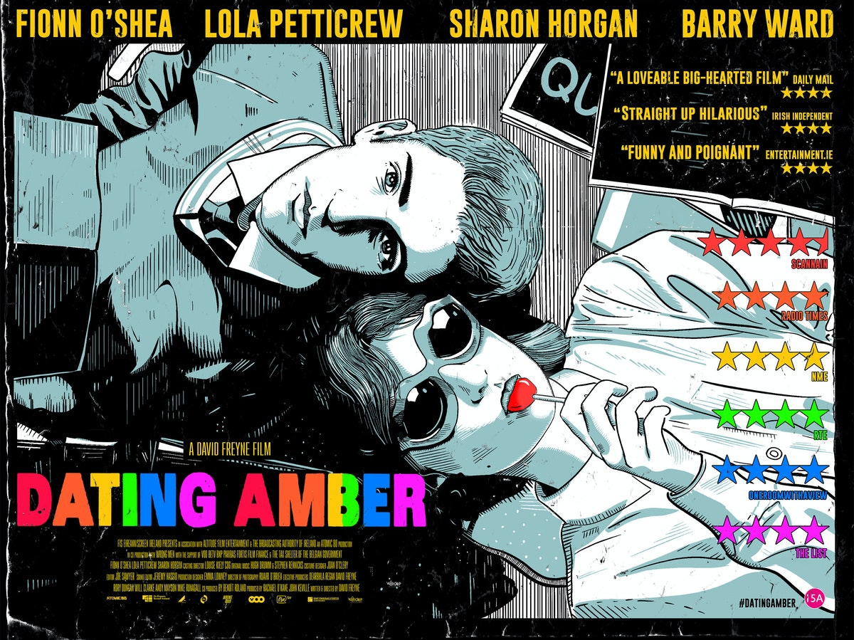 DATING AMBER IN CINEMAS 20TH OF JULY.