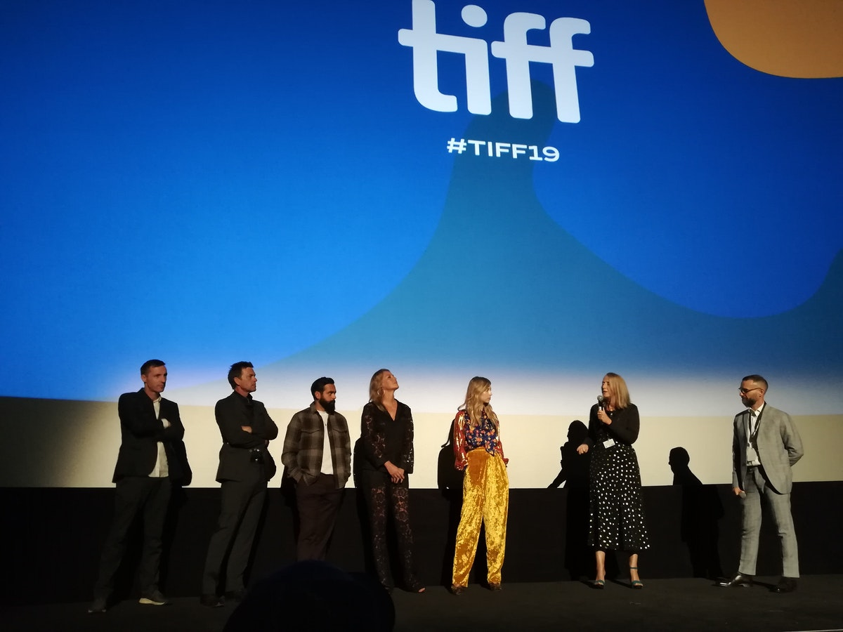 SEA FEVER PREMIERE AT TIFF