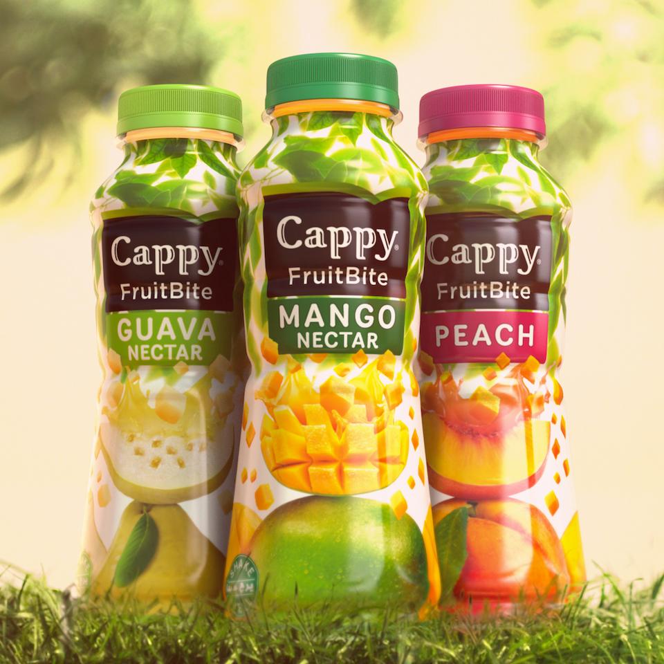"MyLiaison - Cappy ""FruitBite Mango"""