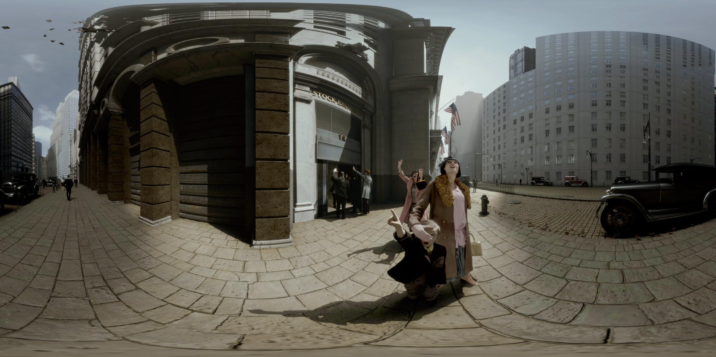 VR - Black Thursday