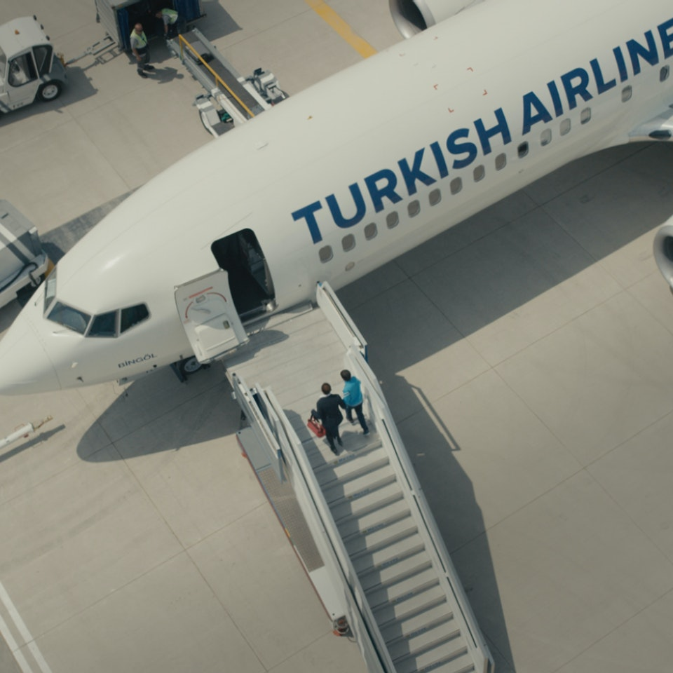 """MyLiaison - Turkish Airlines """"Don't Give Up"""""""