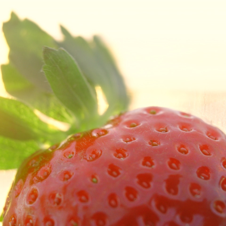 """MyLiaison - AdCouncil """"The Extraordinary Life and time of Strawberry"""""""