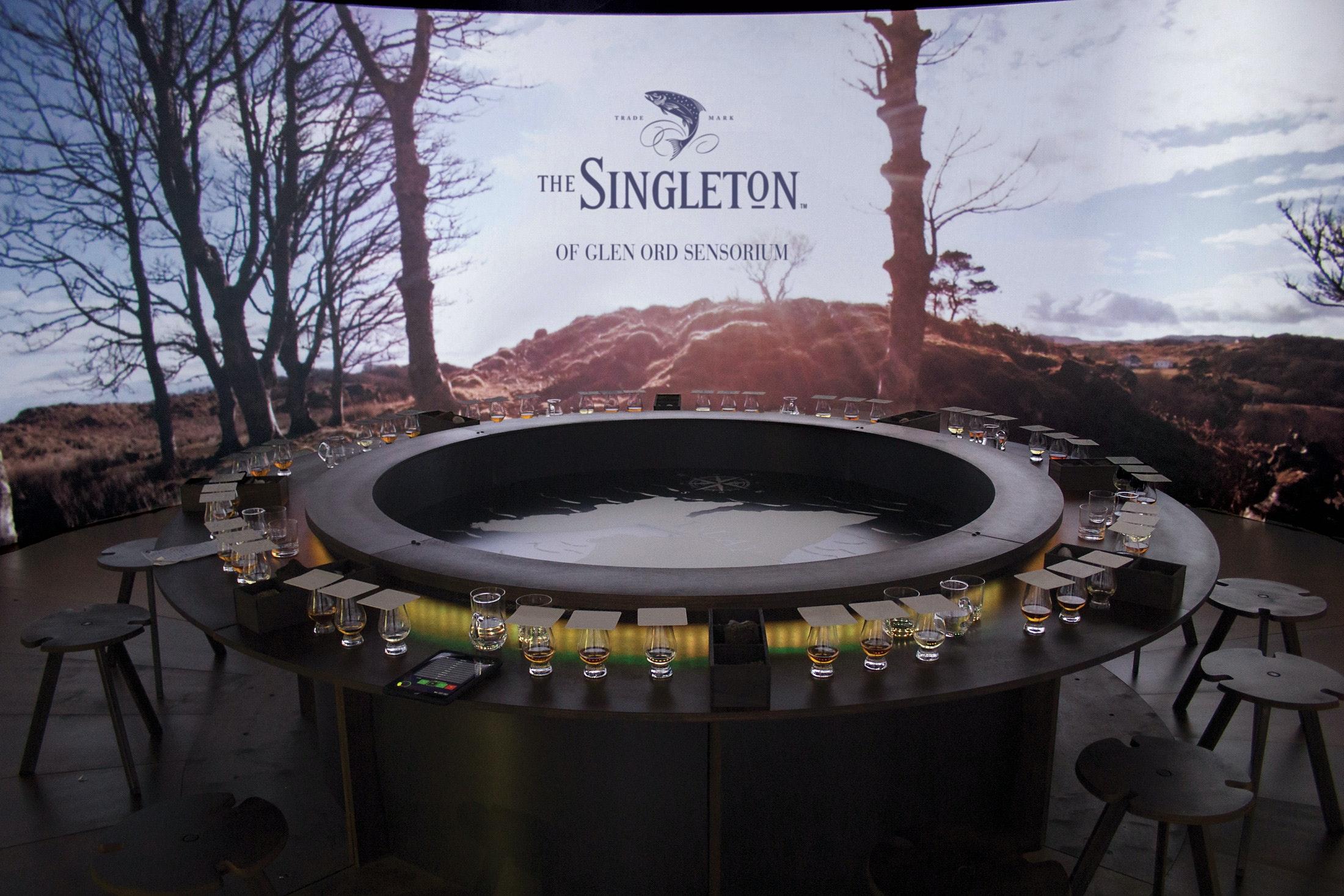 The Singleton of Glen Ord Sensorium