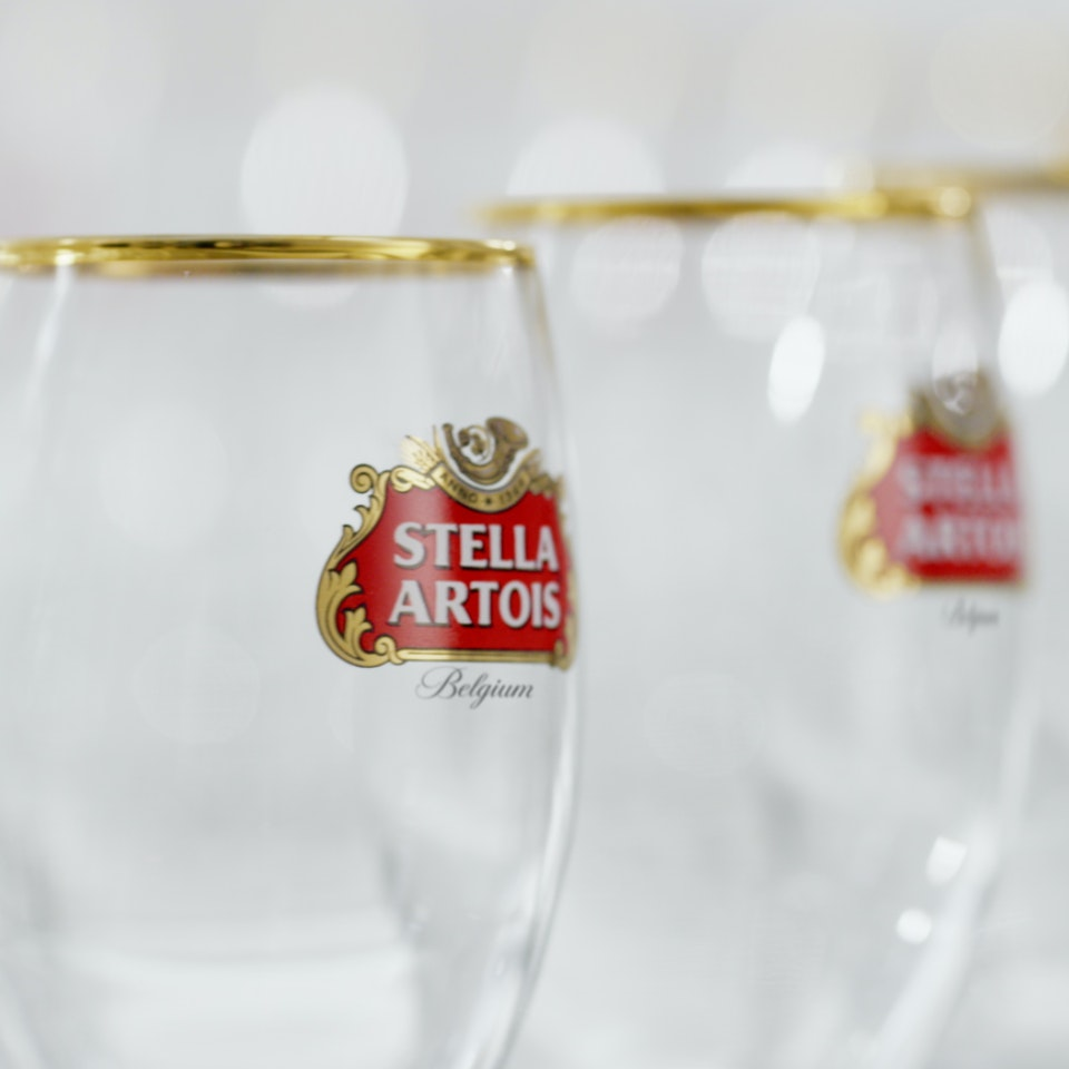 "MyLiaison - Stella Artois ""Buy a Lady a Drink"""