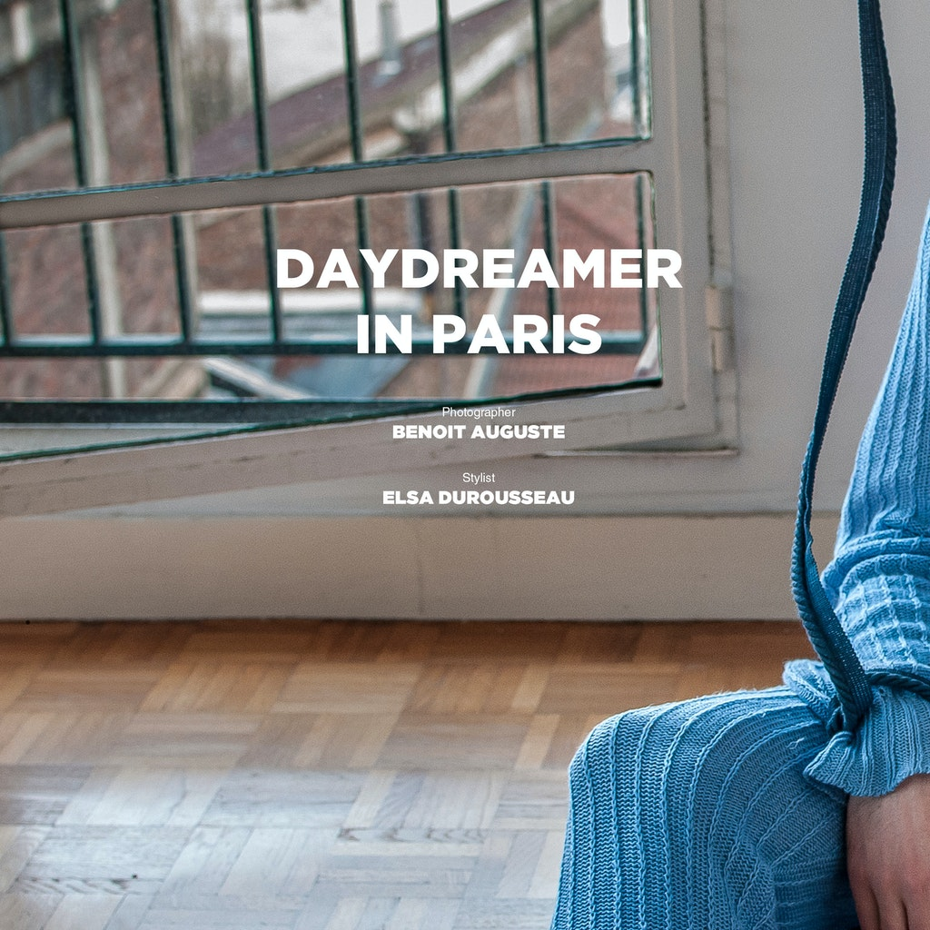 Daydreamer in Paris for MMSCENE