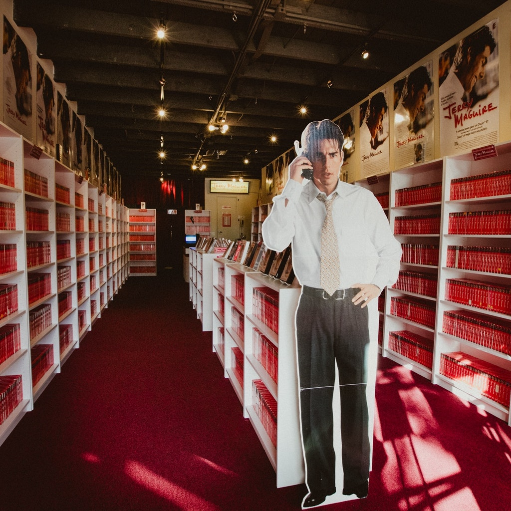 The World's Largest Jerry Maguire VHS Collection