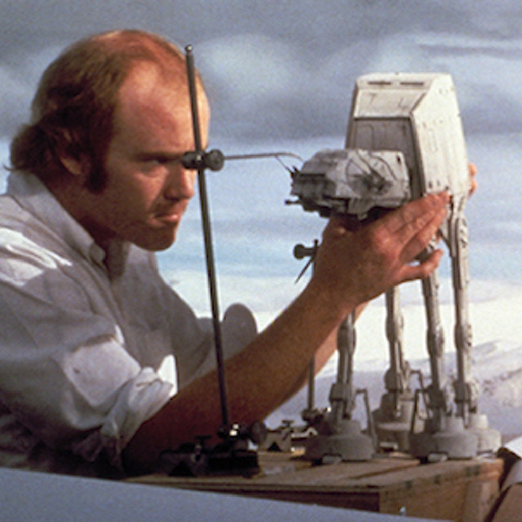 My Life in Monsters: Phil Tippett