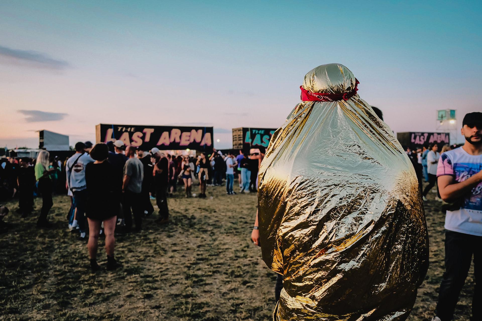 Dour 2019 © Vanessa COQUELLE aka @darthbrijit - Ambiance golden hour - 1