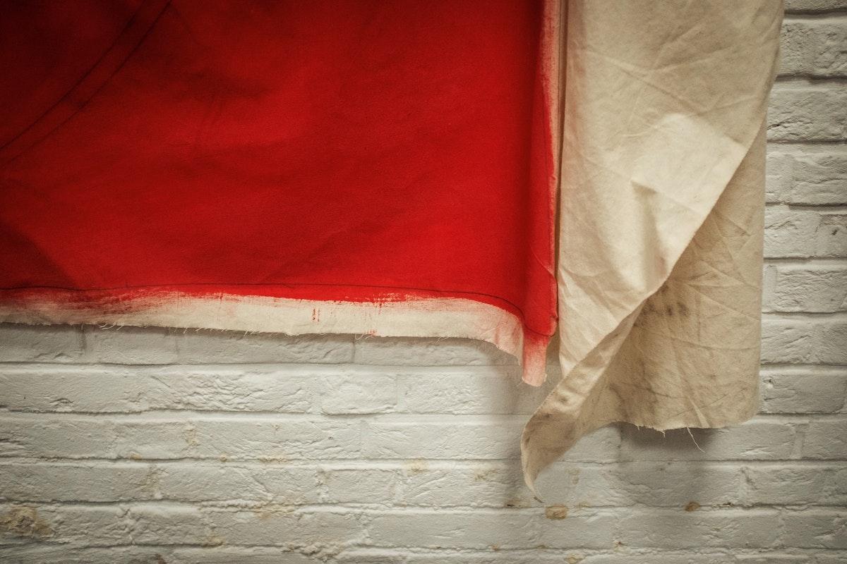 projet photo / menstruatiebloed