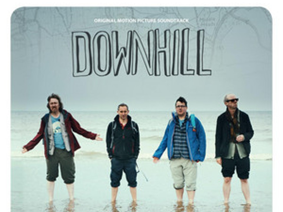 British comedy_   Downhill the movie. To the Waters
