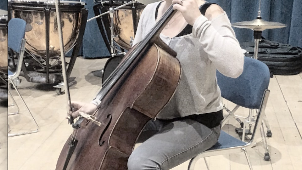 Conversations_ A CELLO Suite for two cello.