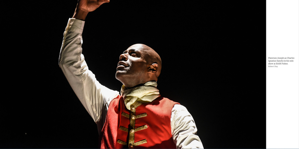 A play_   Ignatius Sancho- his music Ignatius Sancho- his music
