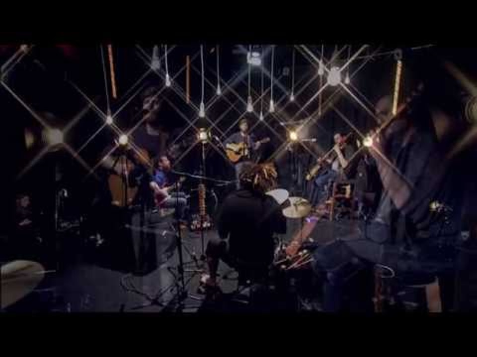 the band --To the Waters-- To The Waters perform Image of a Man on BBC Introducing