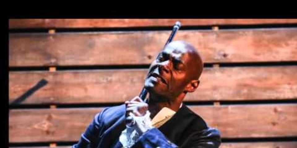 A play_   Ignatius Sancho- his music SANCHO: AN ACT OF REMEMBRANCE