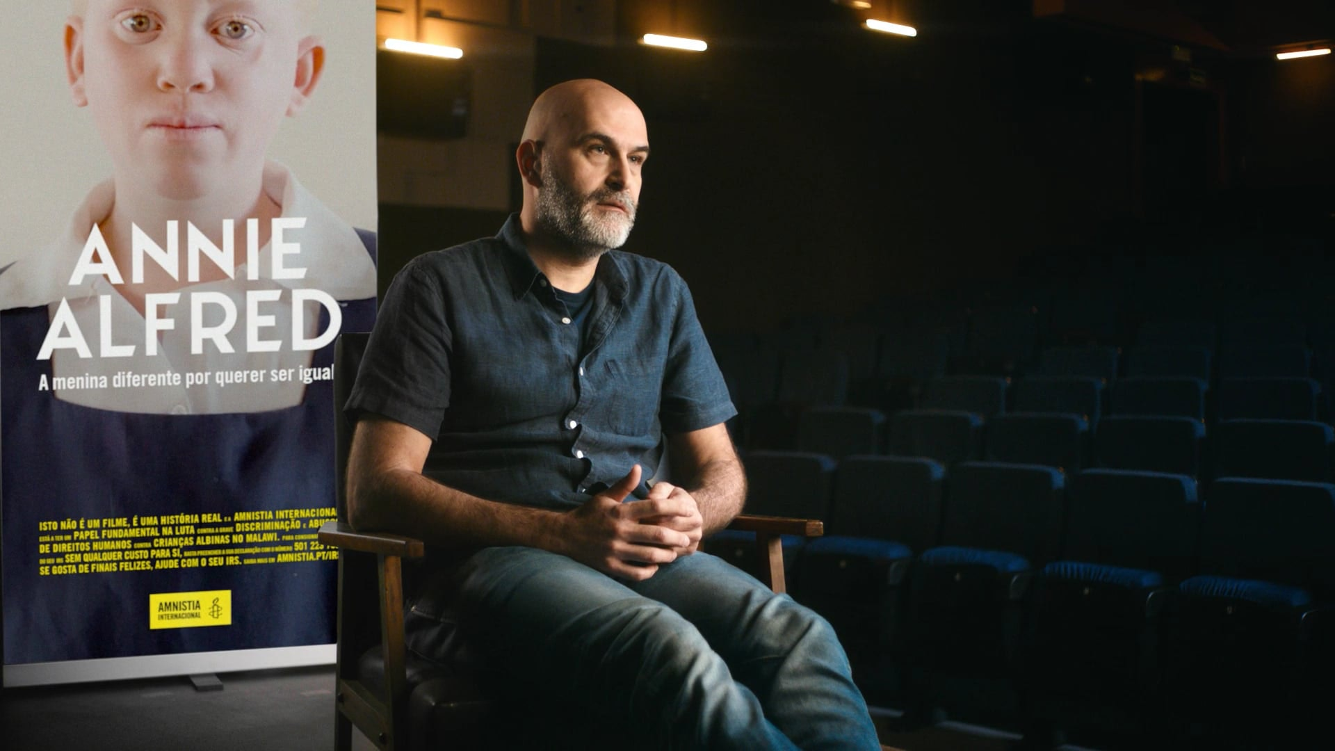 Amnistia Internacional Portugal - Filme