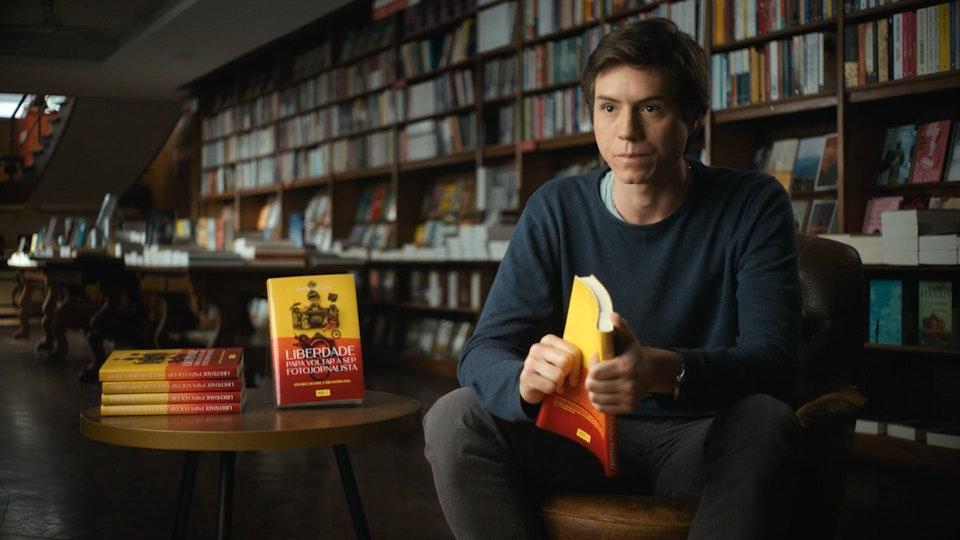 Take It Easy - Film, Photo and Videotape - Amnistia Internacional Portugal - Livro