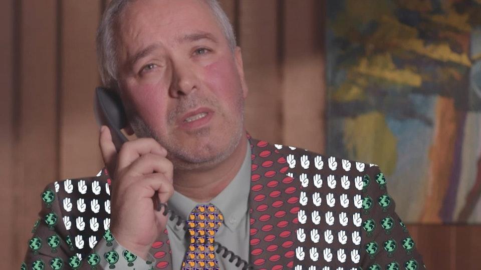 Take It Easy - Film, Photo and Videotape - MOEY - Bank Officer Teaser 02