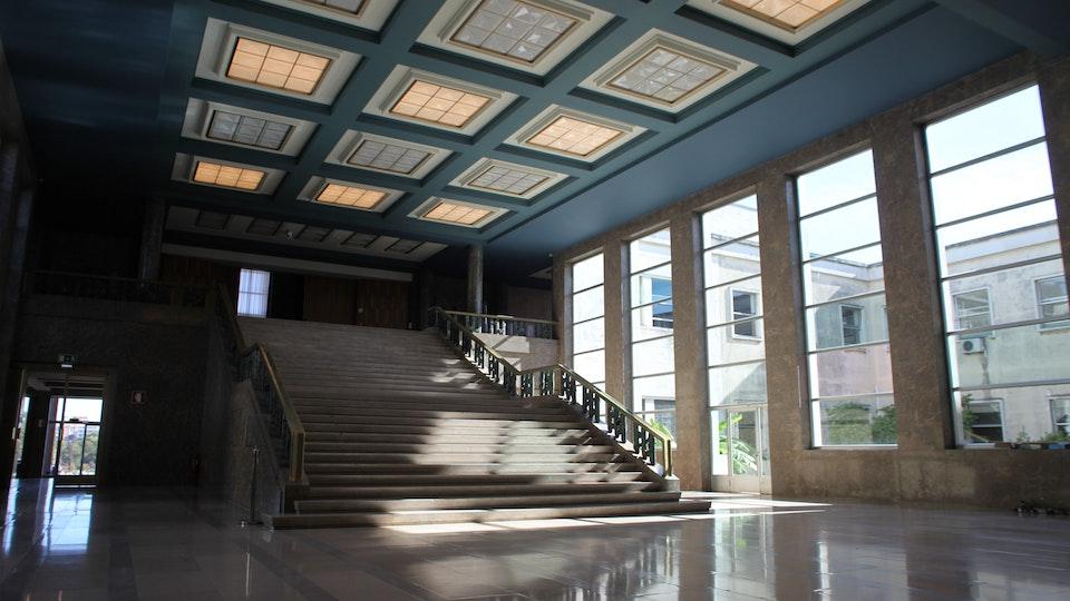 INTERNATIONAL aula magna