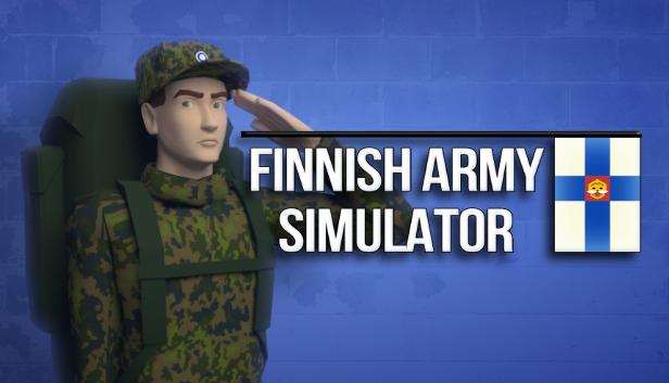 Finnish Army Simulator is live on Indiegogo!