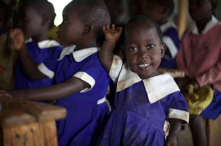 Girls Education Project Kenya