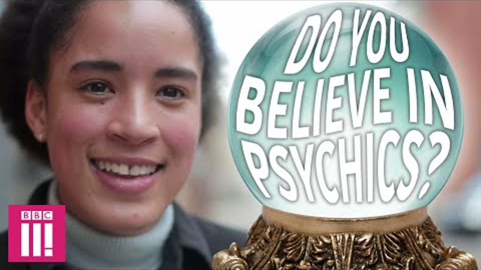 BBC3: Do you Believe in Psychics