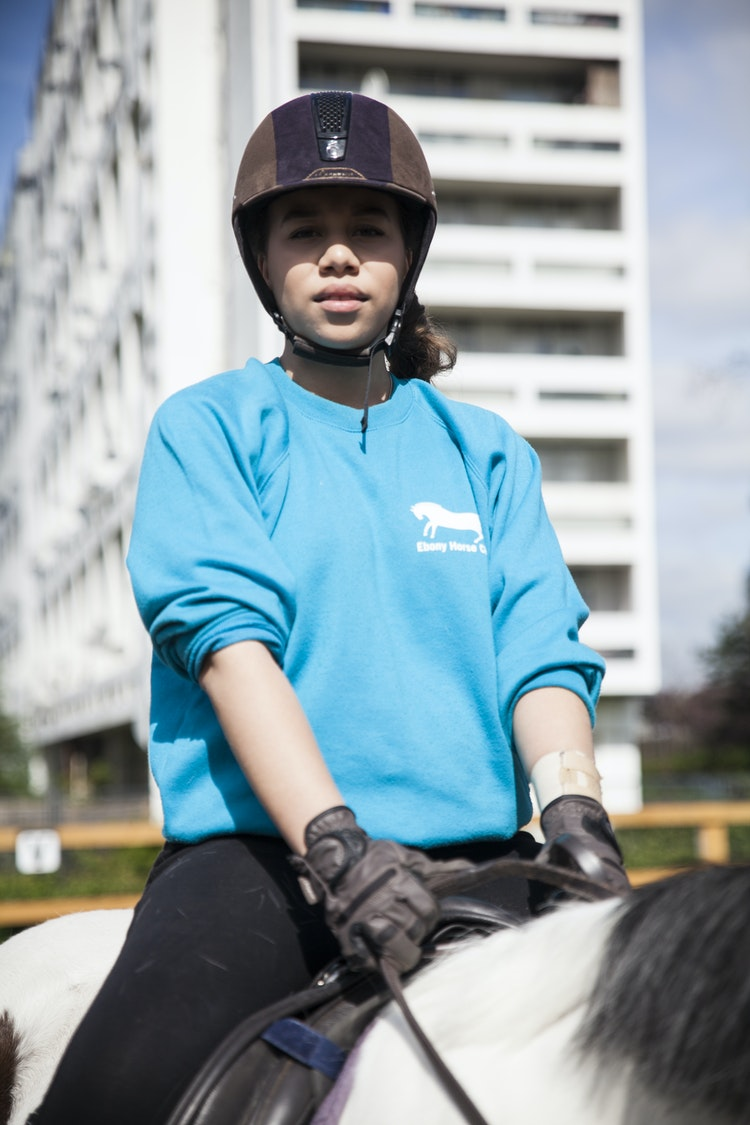 Broadly Magazine: Inner City Riding School