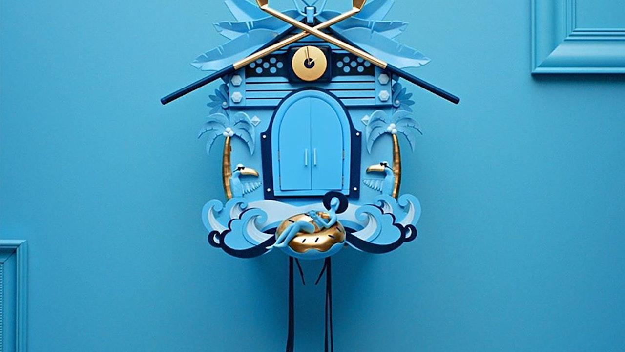 Latitude Cuckoo Clock